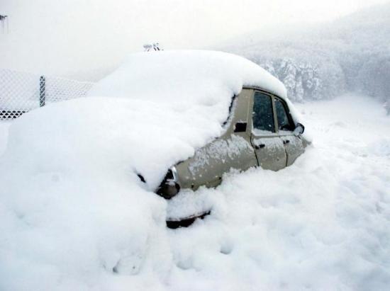 Yurttan kar manzaraları galerisi resim 2
