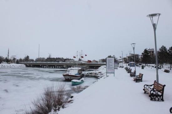 Yurttan kar manzaraları 9