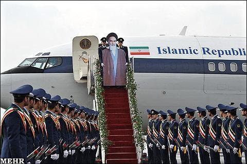 İranlılar Humeyni'yi böyle andı 1