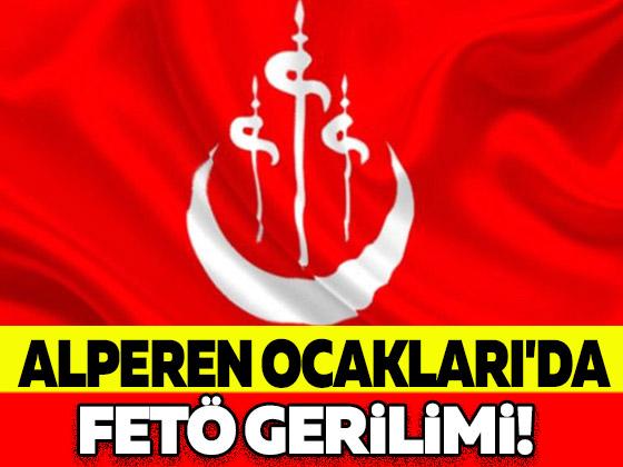 ALPEREN OCAKLARI'DA FETÖ GERİLİMİ!