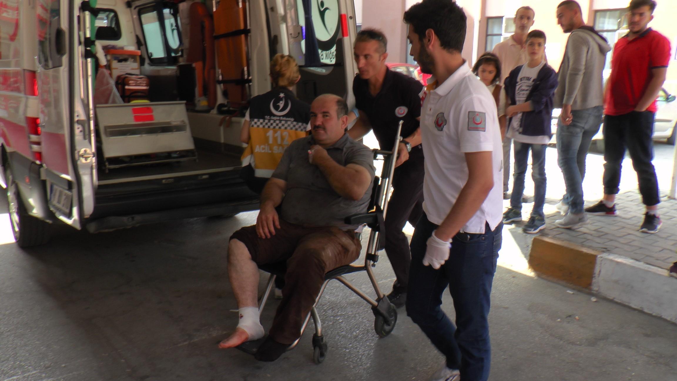 Gebze'de hastaneler acemi kasaplarla doldu