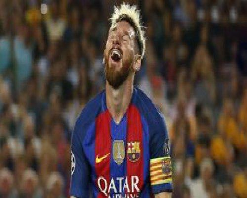 Yok artık Messi! Dün gece tarih yazdı