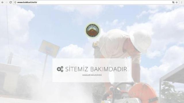 Kayyum Atanan Belediyelerin Siteleri 'Güncellemeye' Alındı