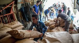 Suriye'de insani yardım konvoyuna saldırı