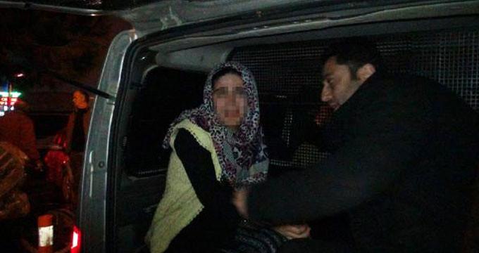 Taciz iddiasıyla kayınpederini öldüren kadına mahkemede büyük şok!