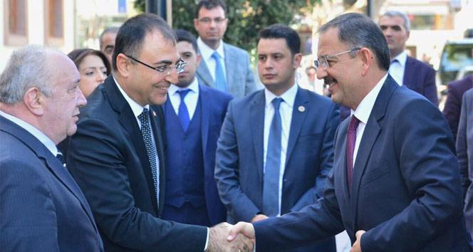 Bakan Özhaseki: Başkanlık sistemini gelecek için istiyoruz