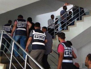 Mardin'de DBP'ye operasyon: 30 gözaltı