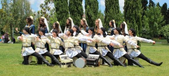 TRT Avaz Kocaeli'de yaşayan Çerkesler için geldi