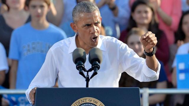 Obama'dan uyarı: Ülke ve dünyanın geleceği tehlikede