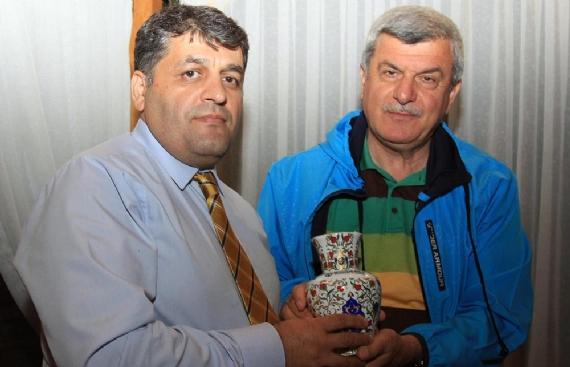 Büyükşehir heyeti Özbekistan'dan döndü