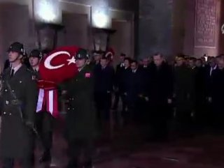 Liderler Ankara'da