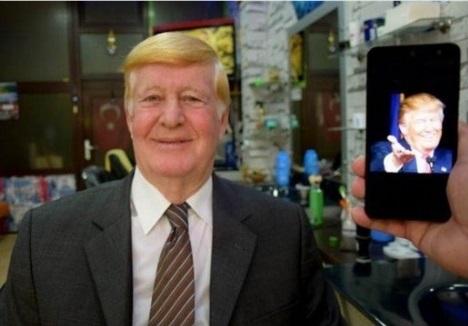 'Karadenizli Trump' Sosyal Medya Fenomeni Oldu