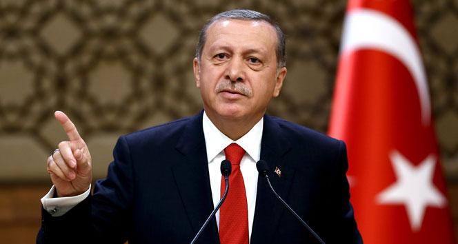 Erdoğan Amerikan CBS kanalına konuştu