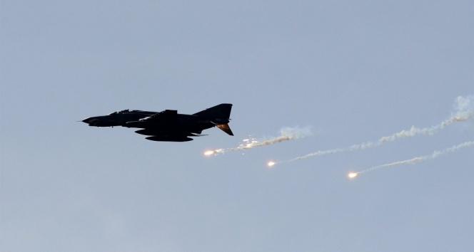 TSK'dan Irak'ın kuzeyine hava harekatı! Öldürüldüler
