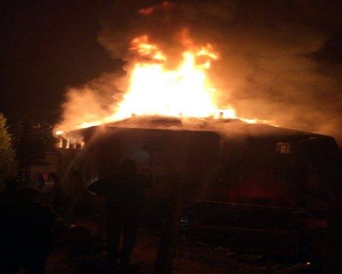 Kız Öğrenci Yurdunda Yangın Çıktı! 13 Öğrenci Yaralandı
