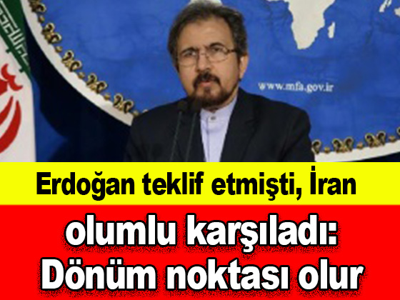 Erdoğan teklif etmişti, İran olumlu karşıladı: Dönüm noktası olur
