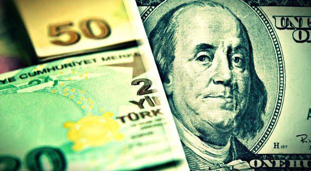 Dolar Türk Lirası Karşısında Dayanamıyor ! Kademeli Olarak Düşüşe Geçti