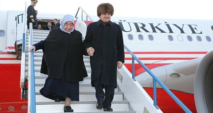 Başbakan Binali Yıldırım Tataristan'da