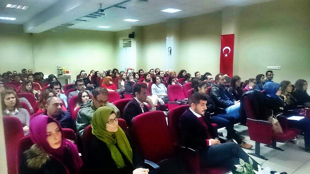 Gebze Teknik Üniversitesi bilinçlendiriyor