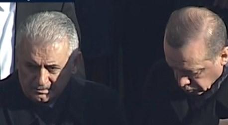 İstanbul Emniyeti'nde Tören! Erdoğan'la Başbakan da Orada