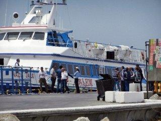 29 mülteci Türkiye'ye iade edildi