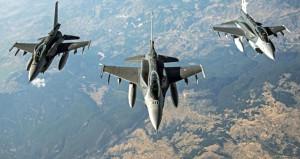 Türk jetleri vurdu! 4'ü elebaşı 29 terörist öldürüldü