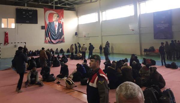 Burdur'da 150 kaçak yakalandı