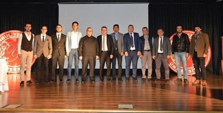 'Mesleğin Vizyonları' konferansı düzenlendi