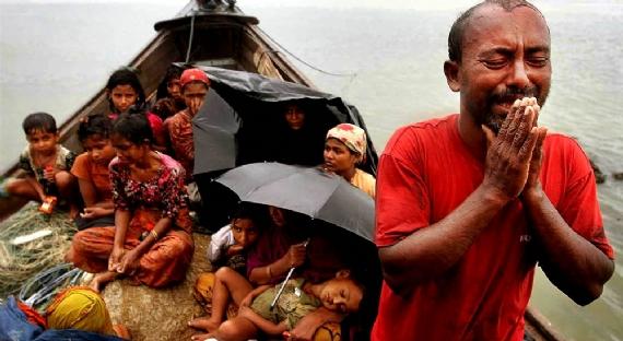 Myanmar'da yine vahşet, yine katliam!