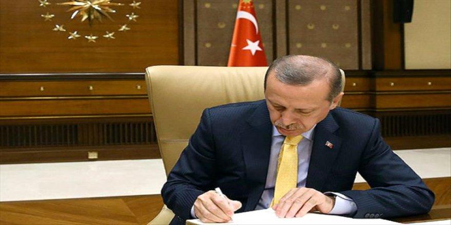 Cumhurbaşkanı Erdoğan, 6768 sayılı kanunu onayladı