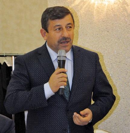 Başkan Karabacak basın ile bir araya geldi