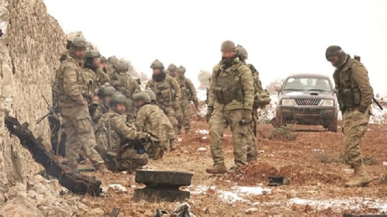 El Bab operasyonunda tüyleri diken diken eden kahramanlık