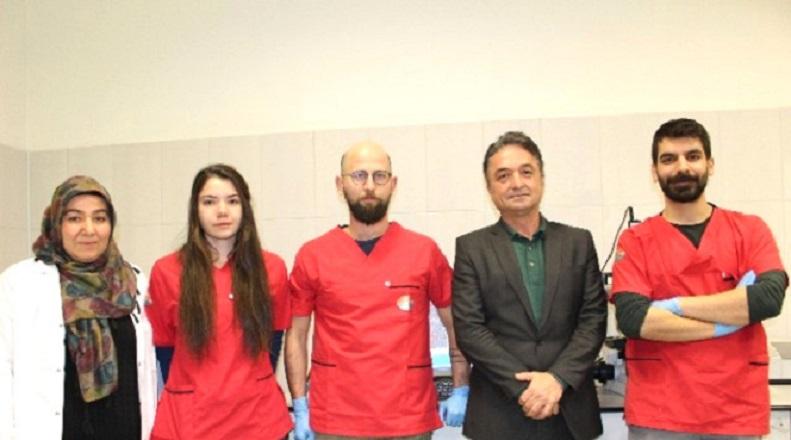 Türkiye'de bir ilk! 5 bin doza yakın sperma oluşturuldu