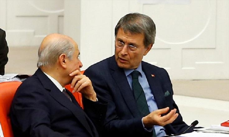MHP'nin 'hayır'cı vekili, ne konuştuklarını anlattı