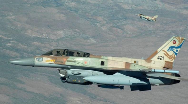 İsrail, Suriye'de Hizbullah'ı vurdu