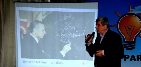 Başkan, Tekirdağ'da ders verecek