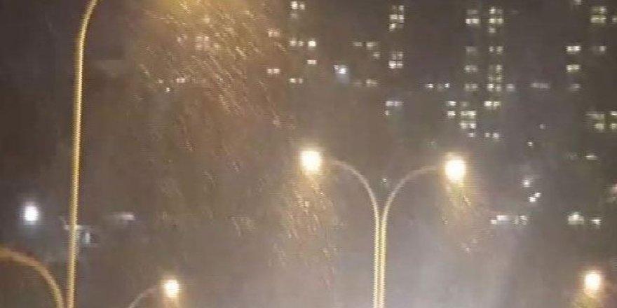 Meteoroloji Uyarmaya Bile Fırsat Bulamadı: İstanbul'da Kar Sürprizi