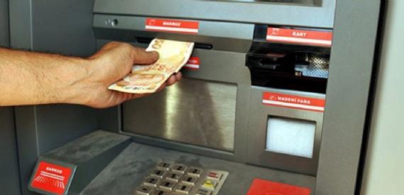 ATM'ye para yatıranlara büyük şok!