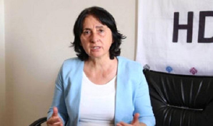 Hapis cezası alan HDP'li vekile bir şok daha