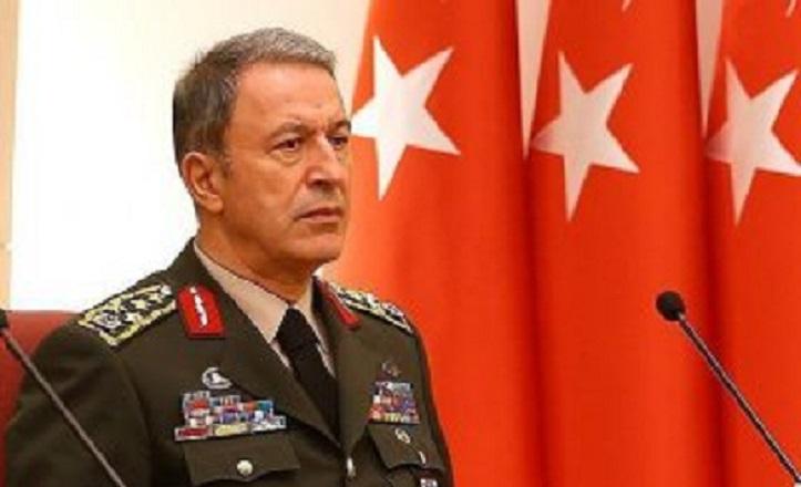 Hulusi Akar NATO toplantısına gidiyor