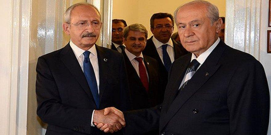 Ankara'da sürpriz görüşme talebi