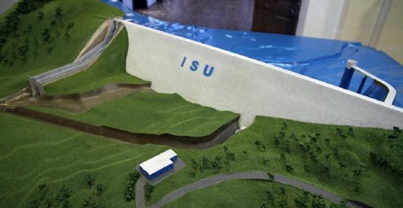 Namazgah Barajı ikmal işi ihalesi yapıldı
