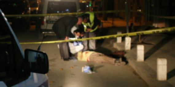 Yol kenarında kadın cesedi bulundu!