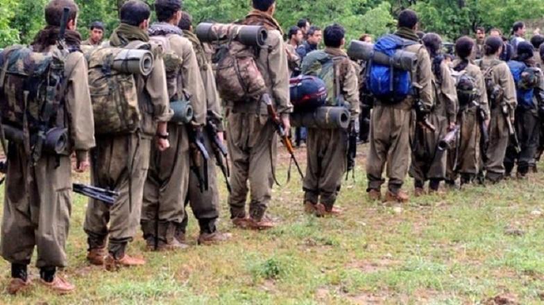 PKK'nın bombacısı yakalandı! Dağ kadrosu şehirde enselendi