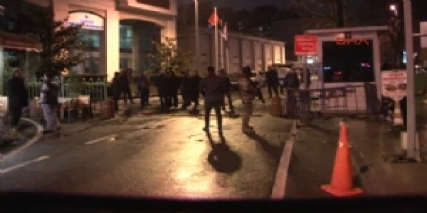 Son Dakika! İstanbul'da AK Parti İl Binasına Lav Silahıyla Saldırı Girişimi!