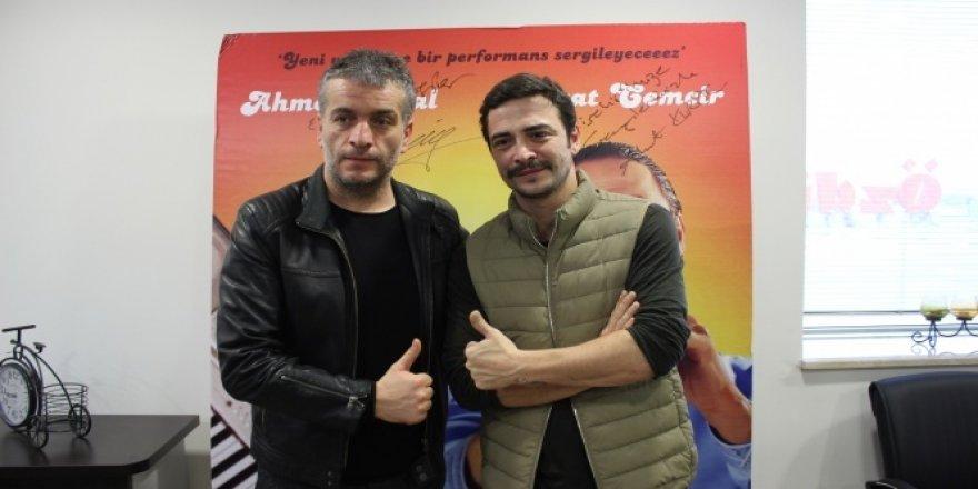 Ahmet Kural ve Murat Cemcir'den yeni dizi sinyali