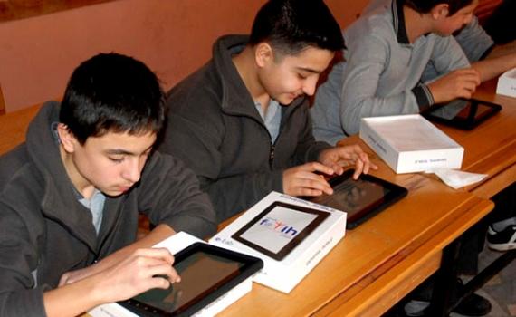 Öğrenci tabletlerinde 9-16 yasağı!