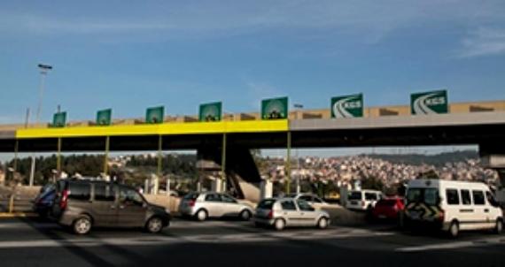 Köprü ve otoyollardan iki ayda 115 milyon lira