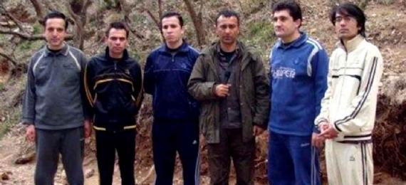 Kaçırılan kamu görevlileri serbest