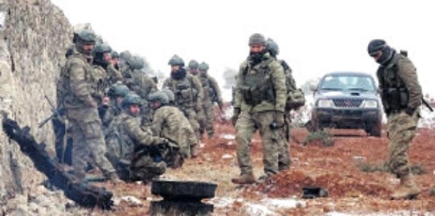 TSKdan flaş açıklama: DEAŞ El Babdan çekiliyor